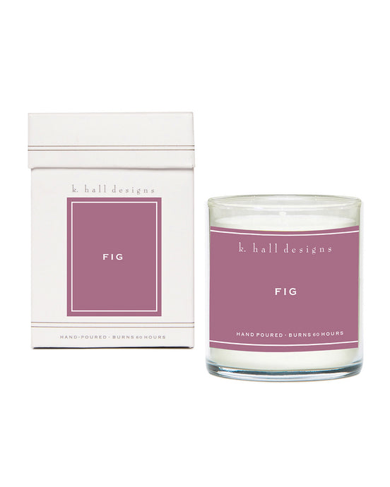 Fig - Small Candle