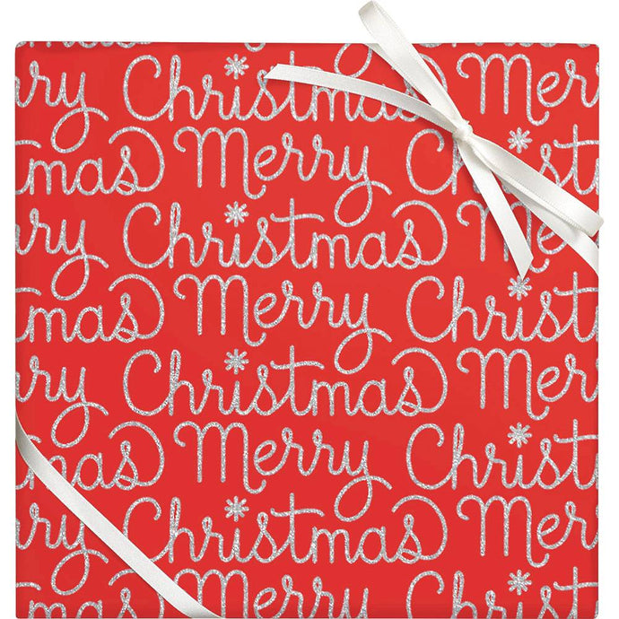 Merry Christmas Wrap Paper
