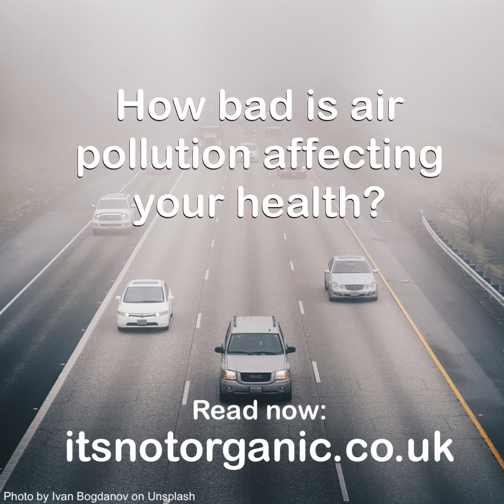 How bad is air pollution affecting your health?