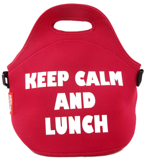 "Bergner Lunchtas ""Keep Calm"""
