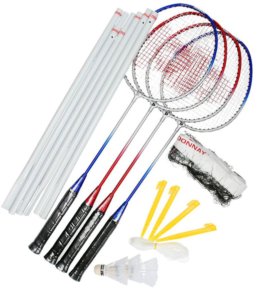 Donnay Badmintonset