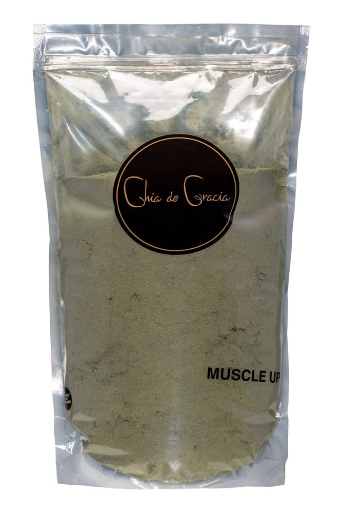 Muscle Up 5 kg - Chia de Gracia SE