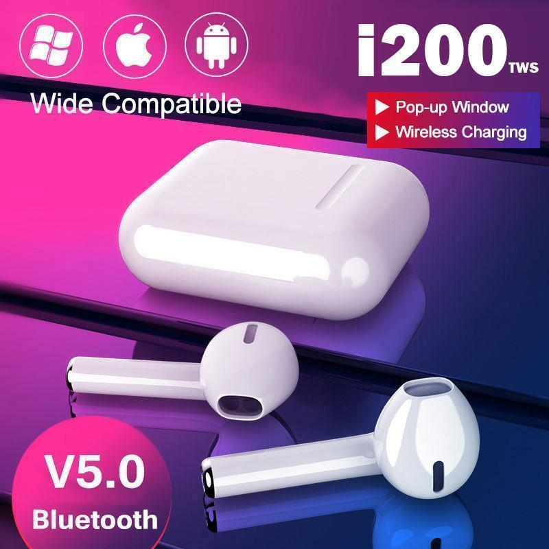 50%OFF-Last Day Promotion-i200 TWS Wireless Bluetooth Earphones