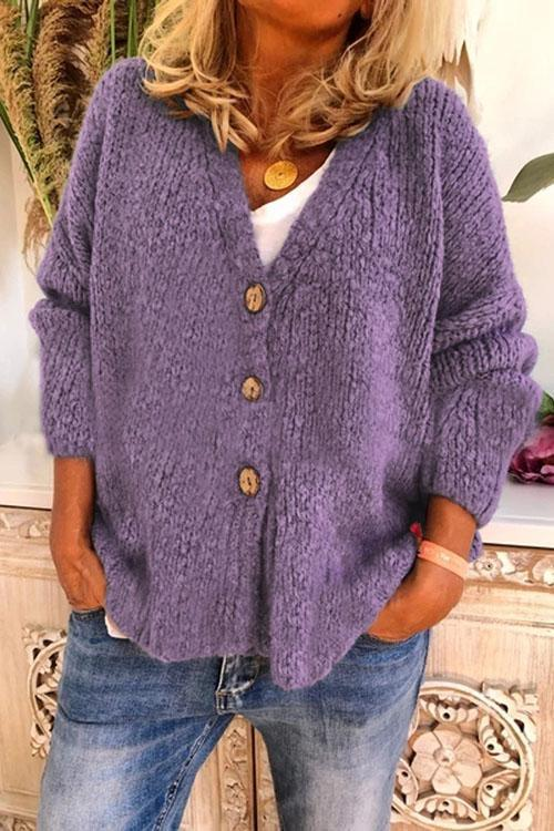 V-Neck Sweater(7 Colors)