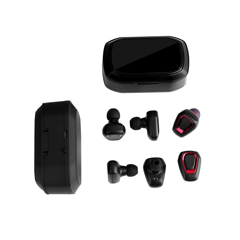 New Waterproof Wireless Sports Earphones with Microphone [Special Offer]