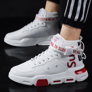 2019 new streetwear old shoes hip hop shoes