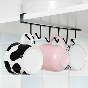 Portable Under-Cabinet Hanger Rack (50% Off Today Only!)
