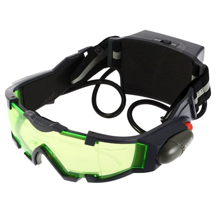 Adjustable Elastic Band Night Vision Goggles