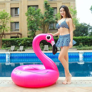Comfortable Inflatable Creative Shape Swimming Ring