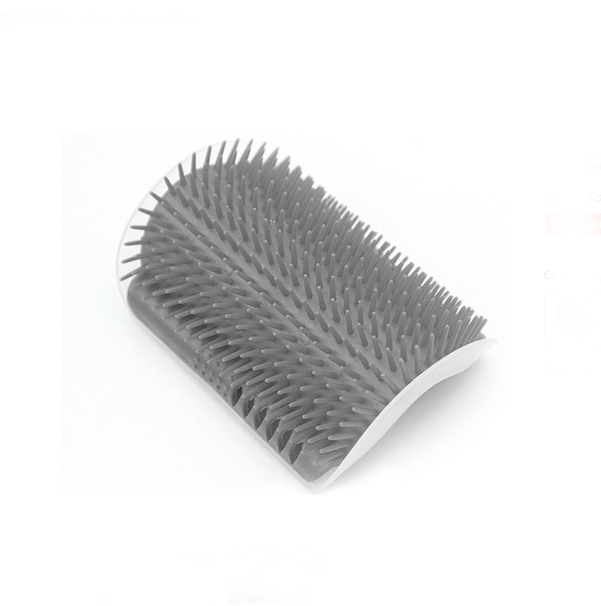 Corner Scratching Rubbing Brush For Cat-Pet Comb