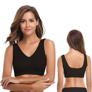 Women's 3-Pack Seamless Wireless Bra **70% Off Today ONLY!**