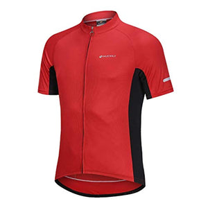 NUCKILY Men's Cycling Jersey Short