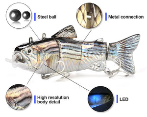 Robotic Swimming Lure