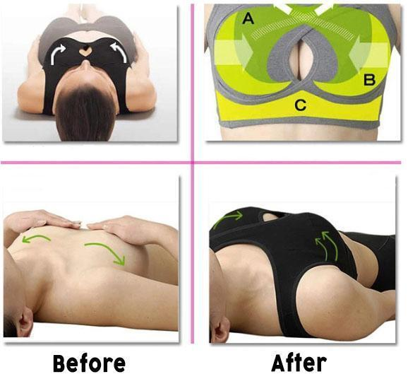 2019 New Year Mega Sale !! Anti-Sagging Wireless Bra **70% Off Today ONLY!**