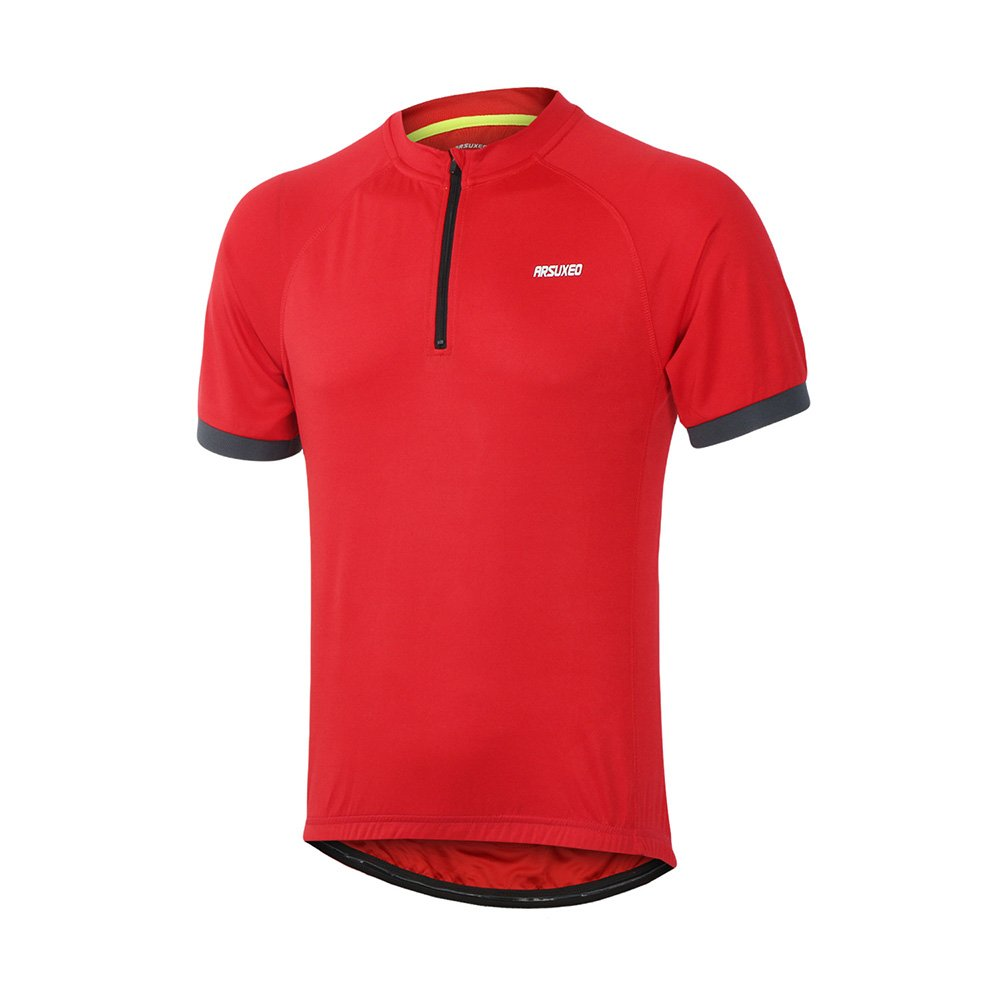 Men's Cycling Jerseys Short Sleeves MTB Bike Shirt 635