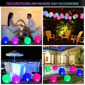 Solar Floating Pool Lights