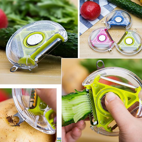 60%OFF- Multi-function peeler