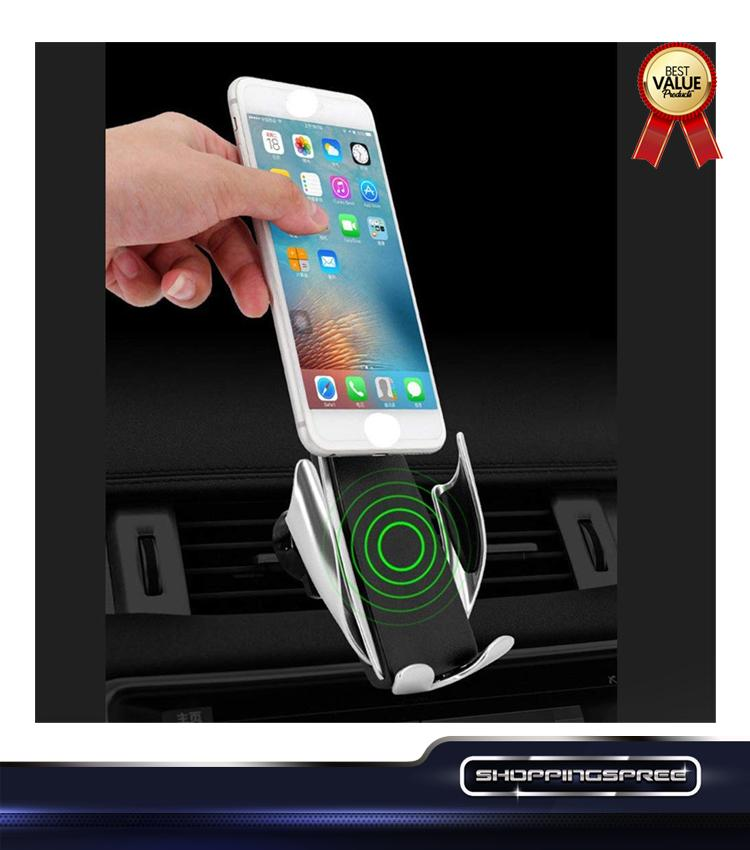 Wireless Car Charger Phone Holder/Mount