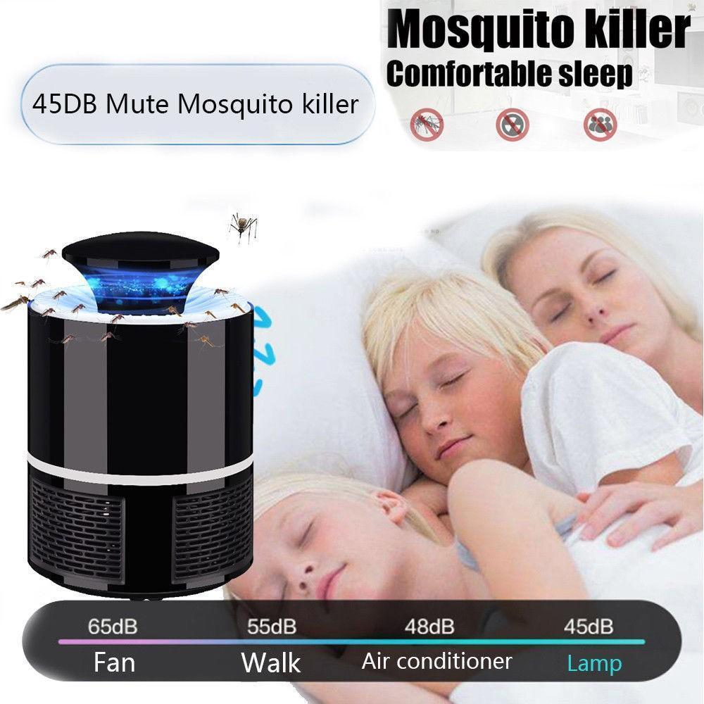 USB Radiationless Electronic Mosquito Killer Lamp