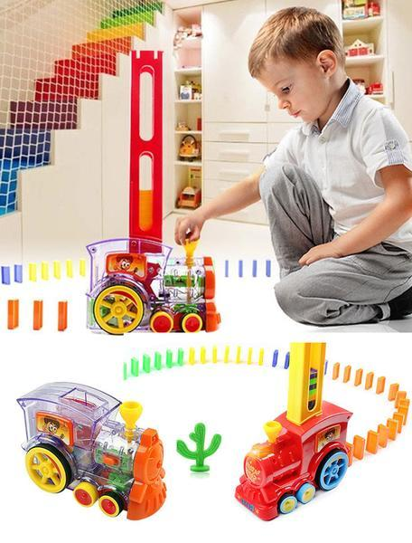 2019 New Year Mega Sale !! Amazing Domino Train  **70% Off Today ONLY!**