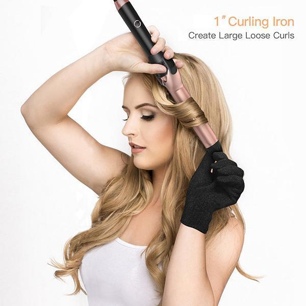 60% OFF only today-Professional Auto Rotating Curling Iron ( free shipping )