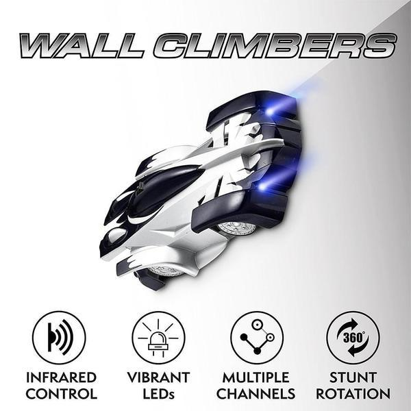 Gravity Defying Wall Climbing RC Car **70% Off Today ONLY!** Hurry up, only Few Units Left...