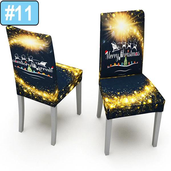 New Christmas Chair Cover-Buy 6 Free Shipping