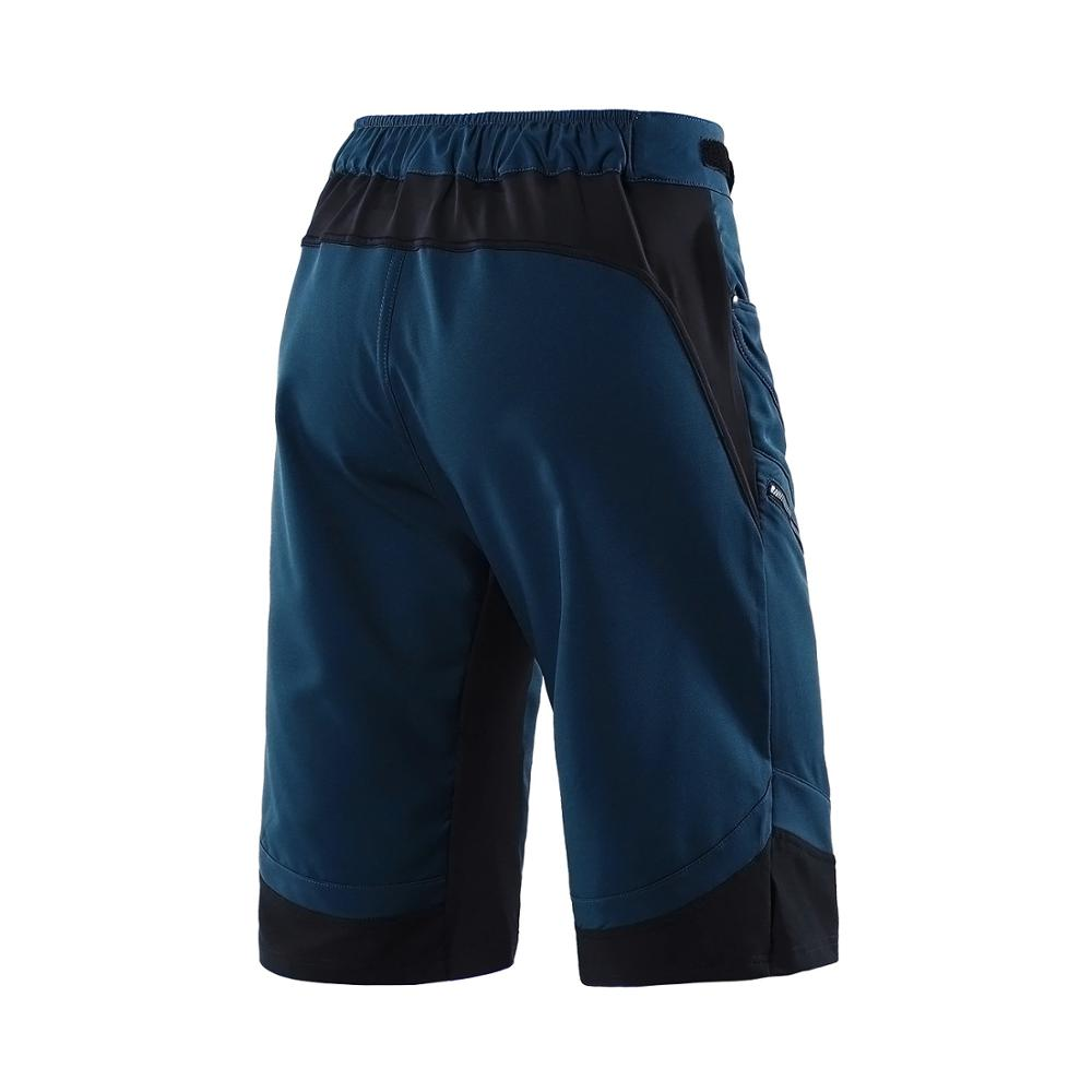 Men's Cycling Shorts Loose Fit Downhill MTB Mountain Bike Shorts Outdoor Sport Bicycle Short