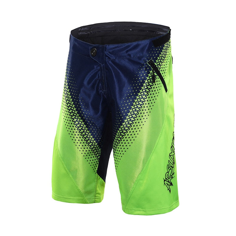 Bluesea Men's Upgrade Cycling Shorts Loose Fit Mountain Bike Shorts Downhill Bicycle Short Pants MTB Shorts With Mesh Liner 1906