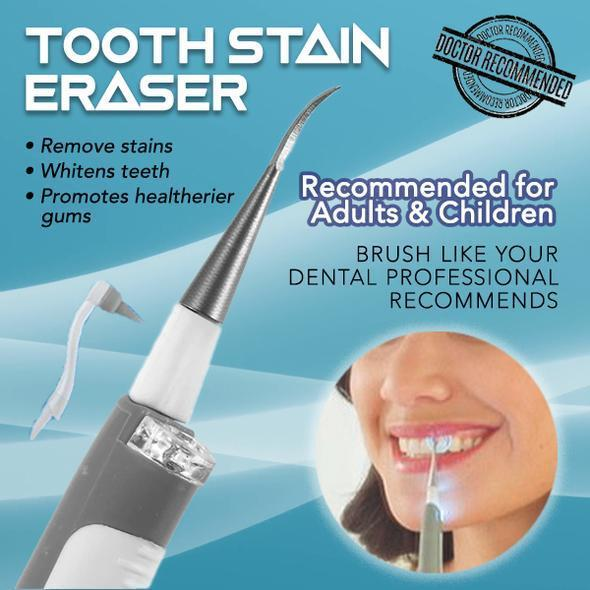 2019 New Year Mega Sale !! Professional Tooth Stain Eraser **70% Off Today ONLY!**