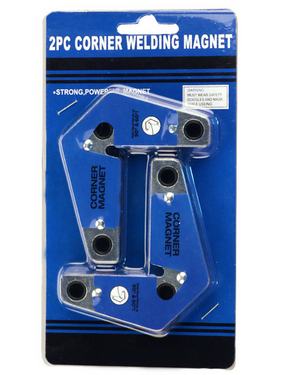 Double-headed Magnetic Welding Locator