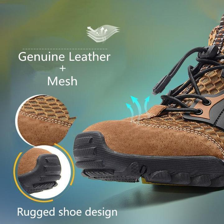 LAST DAY PROMOTION 81% OFF - Outdoor Hiking Shoes - Super Resistant & Comfortable