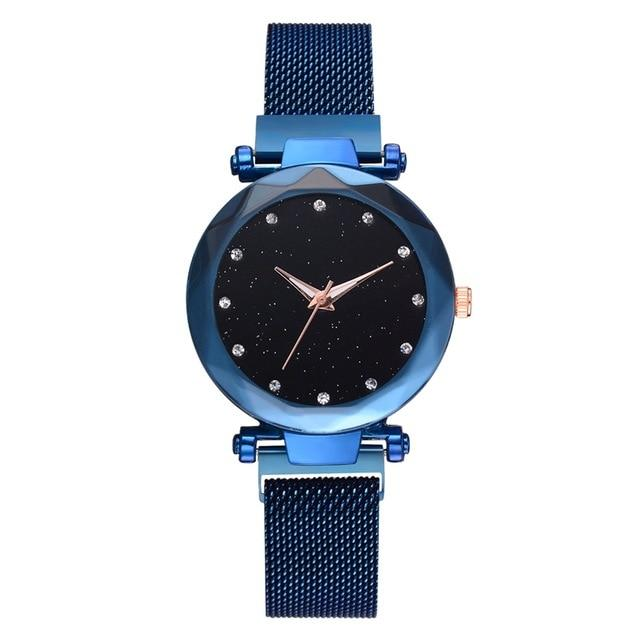 Starry Sky Luxury Womens Quartz Watch