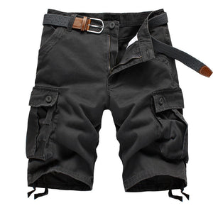 Mens Casual Camo Shorts
