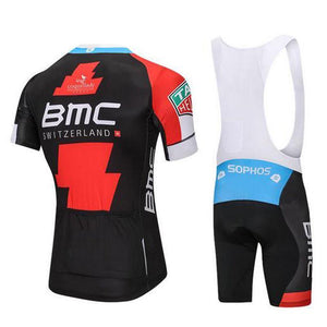 BMC Team Jersey Set