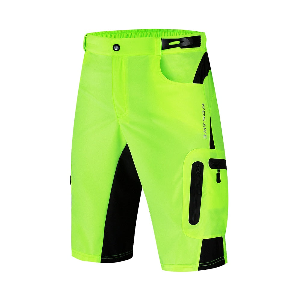 Outdoor mountain bike shorts
