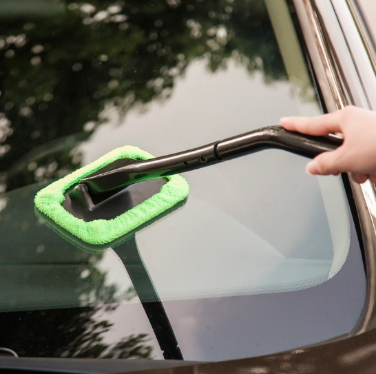 Windshield Microfiber Easy Cleaner