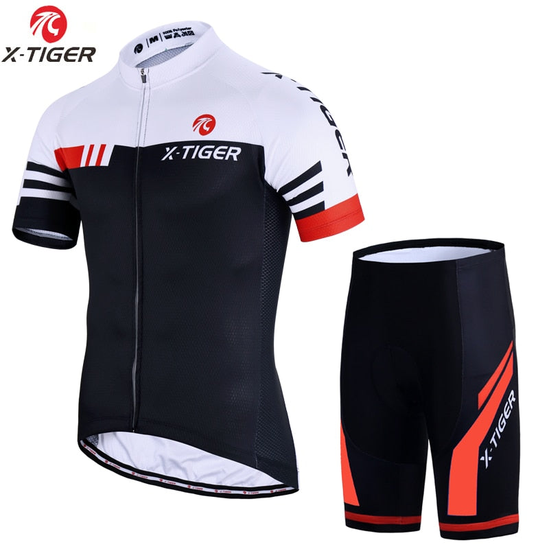Cycling Sets Bike uniform Summer Cycling Jersey Set Road Bicycle Jerseys MTB Bicycle Wear Breathable Cycling Clothing