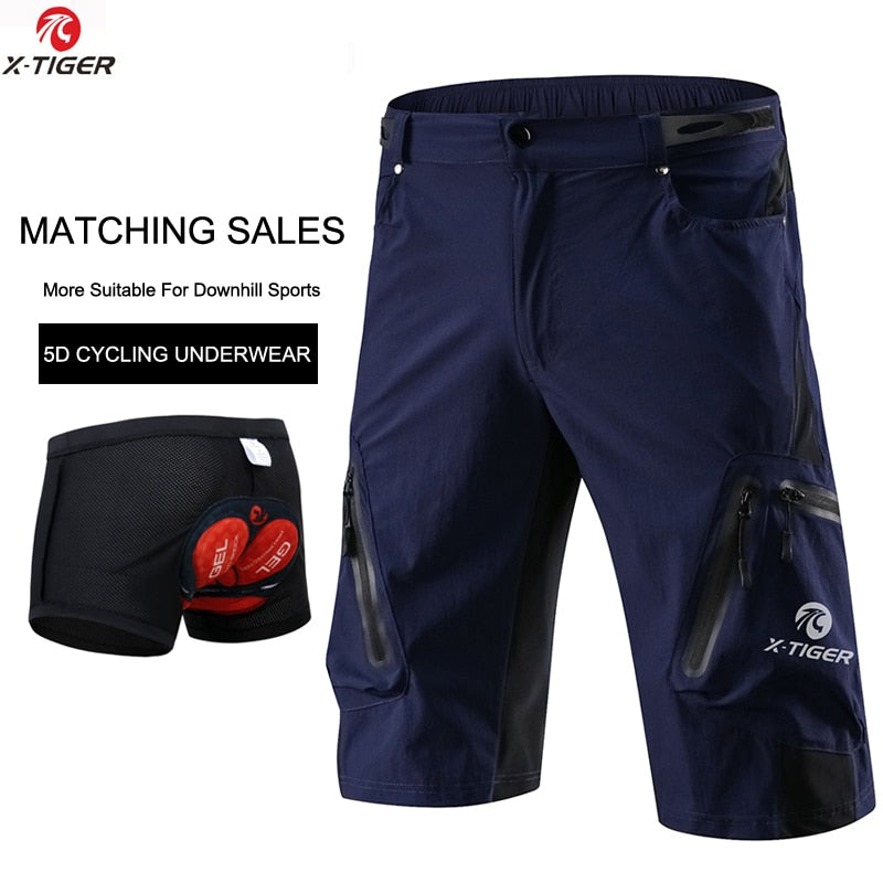 Men MTB Cycling Shorts