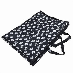 Waterproof Dog Hammock Car Seat Cover + FREE Seat Belt