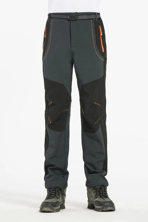 Hiking Action Waterproof Thermal Hiking Trousers