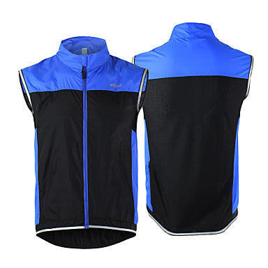 Arsuxeo Men's Cycling Vest Bike Vest