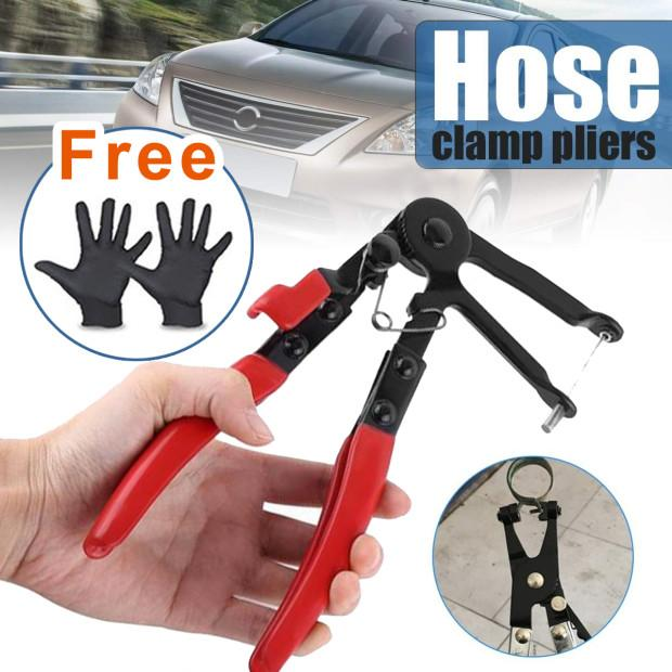 (Get a free pair of gloves which & 70% OFF)  Flexible Hose Clamp Pliers