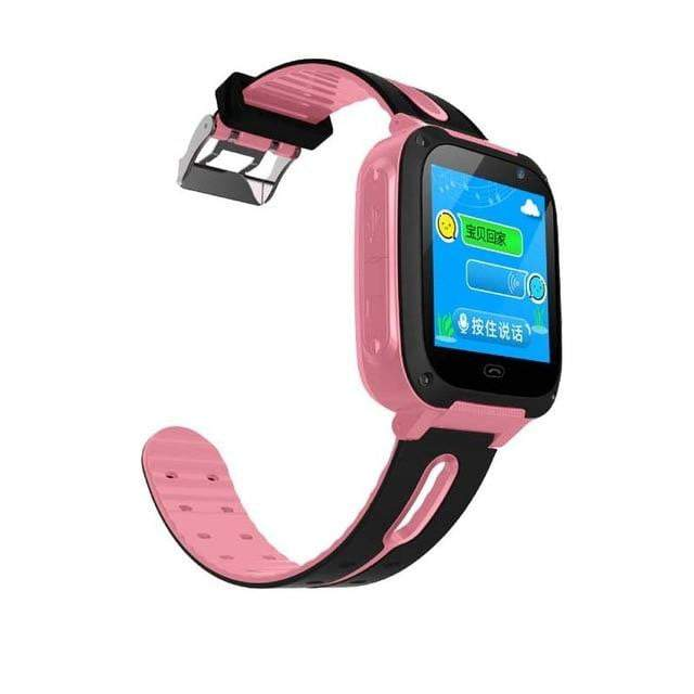 Kids Safe Smart Watch
