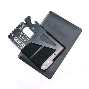 14 in 1 Credit Card Sized Ninja Rescue Tool