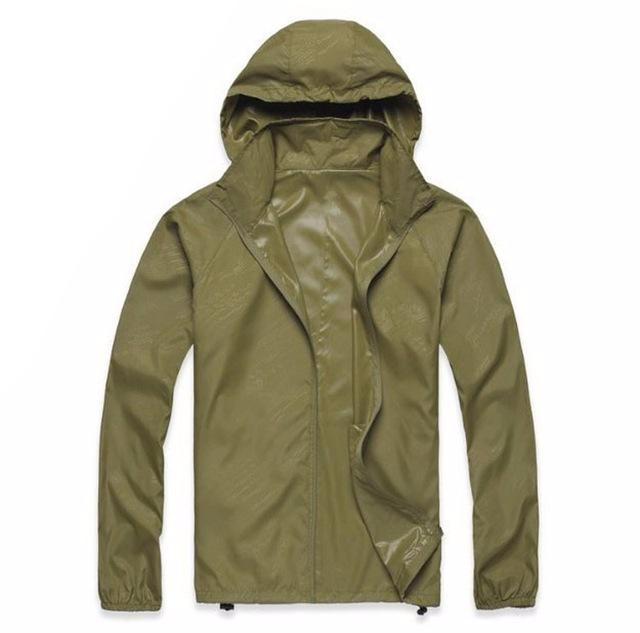 Windbreaker Hiking Jacket (Unisex)
