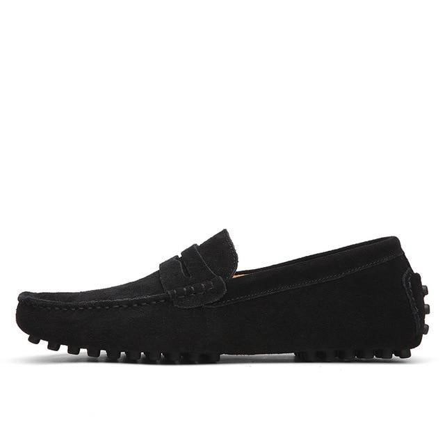 Soft Moccasins Leather Loafers