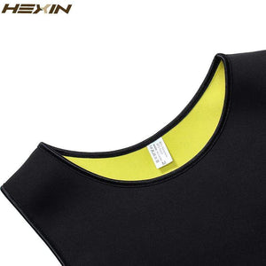 Shapewear Sauna Vest for Weight Loss
