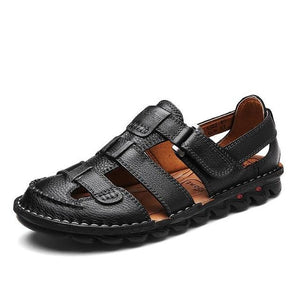 Casual Leather Sandal