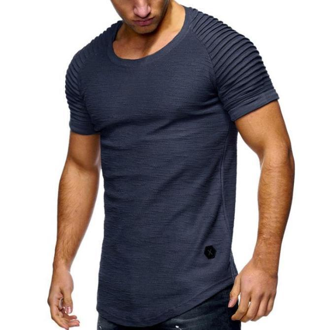 Chillax Pleats T-Shirt